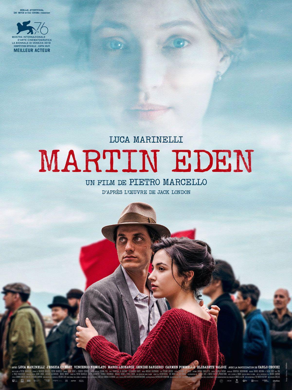 MARTIN EDEN – VOSTF
